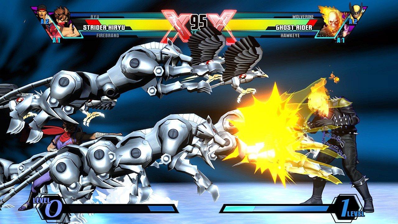 Ultimate Marvel vs. Capcom 3 – Remastered immagine PC PS4 Xbox One 06