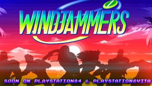 Windjammers annunciato per PS4 e PSVita al PlayStation Experience