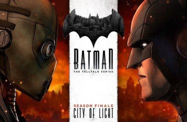 Batman The Telltale Series Episodio 5 City of Light: trailer di lancio