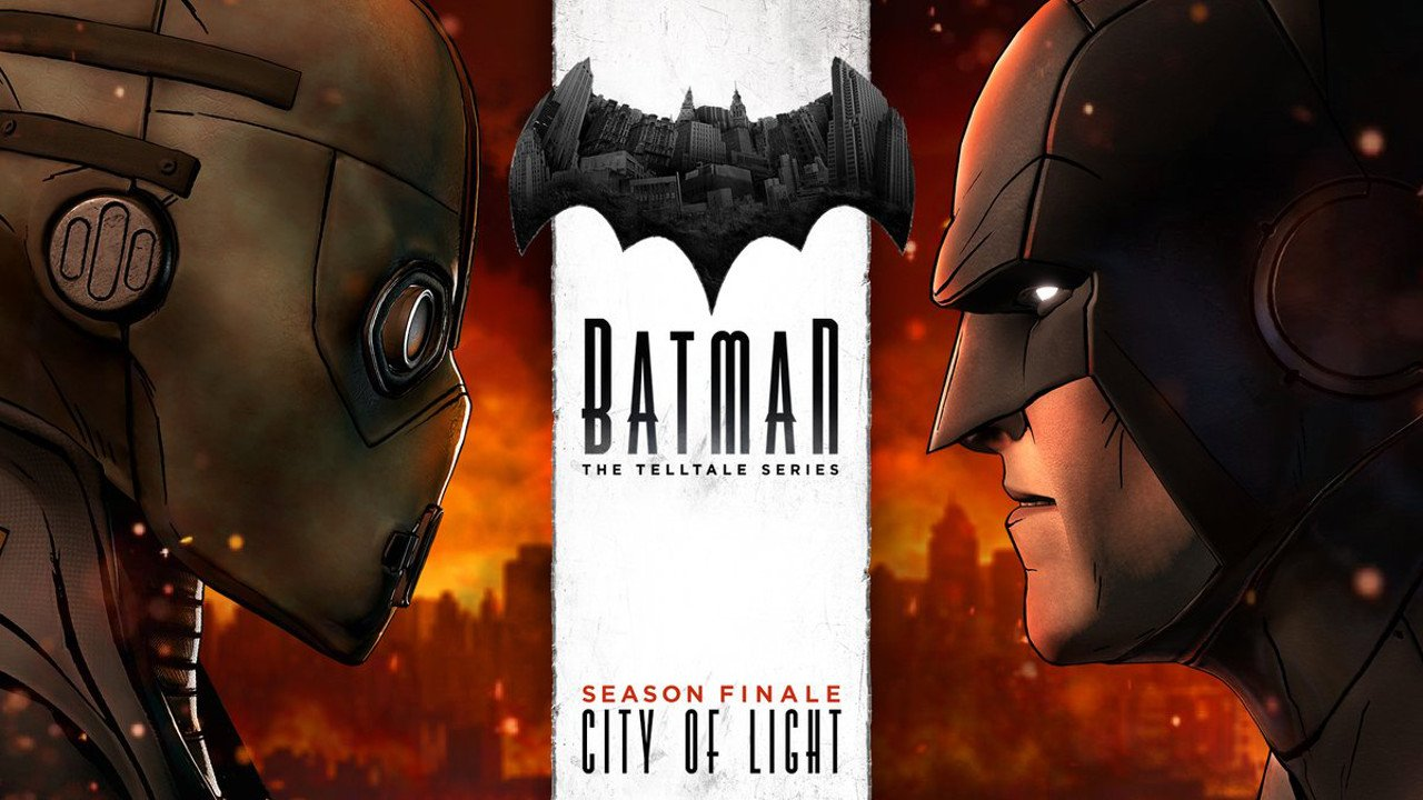 "Batman The Telltale Series: in arrivo il finale di stagione ""City of Light"""