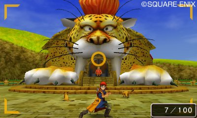 dragon quest viii 3ds provato