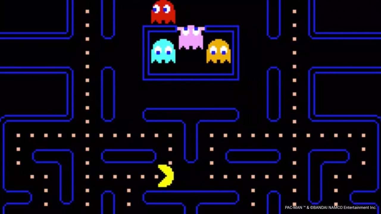 Pac-Man e Galaga su Messenger e Facebook News Feed