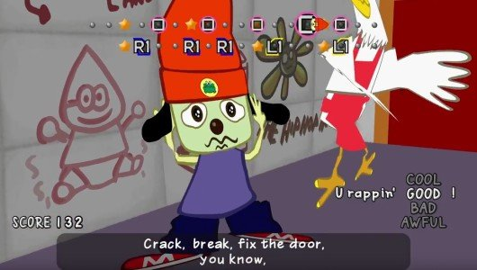 Parappa the Rapper: pubblicato un video confronto tra PSOne e PS4