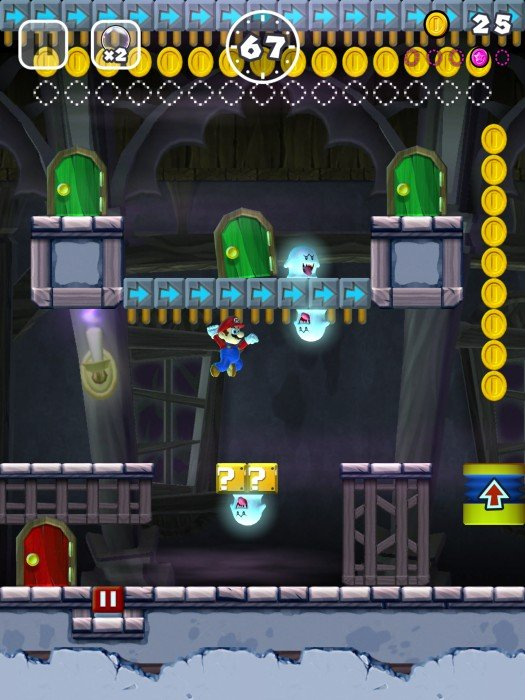 super mario run iphone ipad immagine