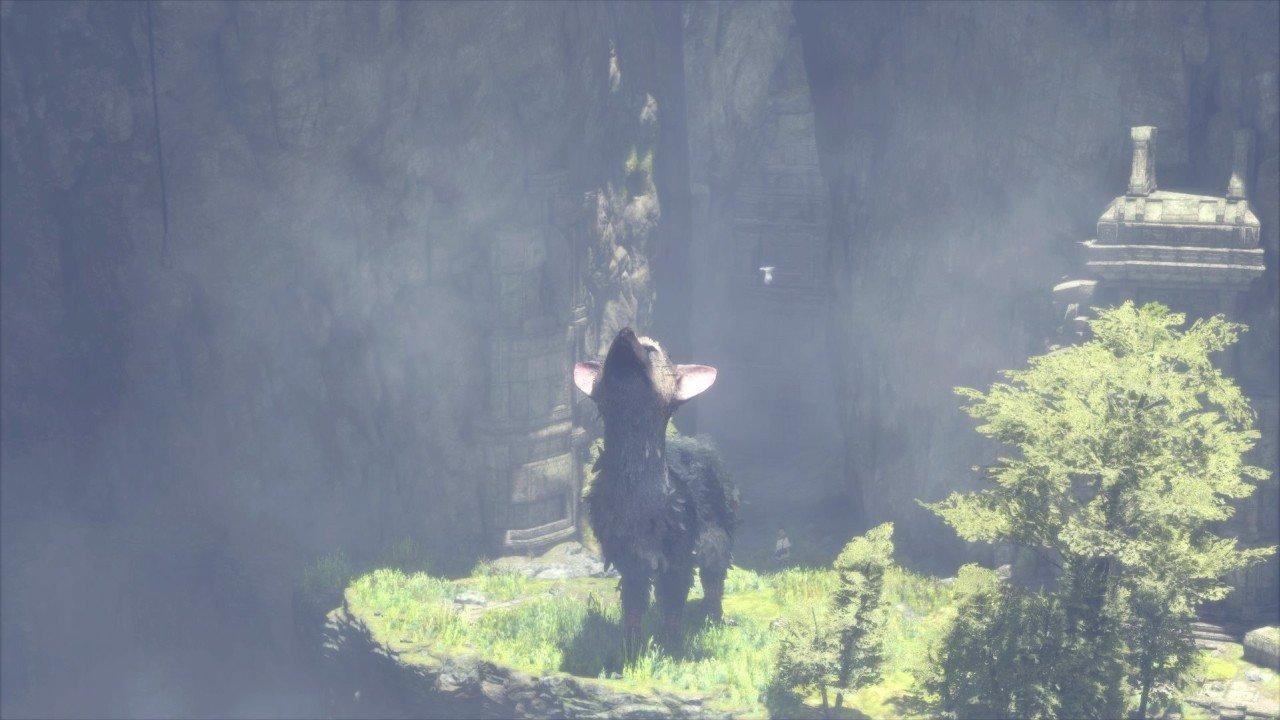 The Last Guardian: programmate due patch al lancio del gioco