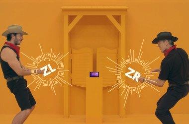 1-2-Switch minigiochi