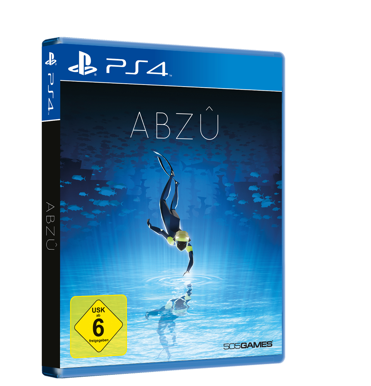 ABZÛ: la versione fisica per PS4 è disponibile da oggi nei negozi
