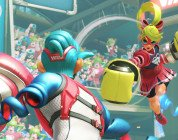 Arms nintendo switch nintendo let's play