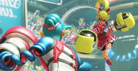 Arms trailer feature
