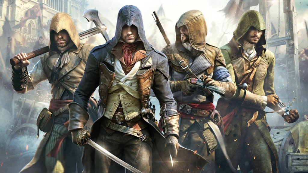 Humble Bundle Assassin's Creed