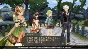 Atelier Shallie Plus Alchemists of the Dusk Sea immagine PS Vita 08