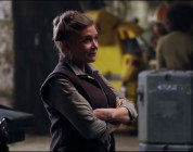 Star Wars Carrie Fisher digitale