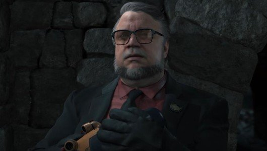 Death Stranding hideo kojima Guillermo del toro the game awards 2017