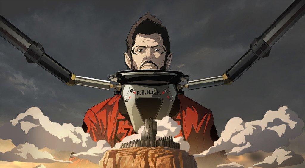 Deus Ex Mankind Divided A Criminal Past DLC