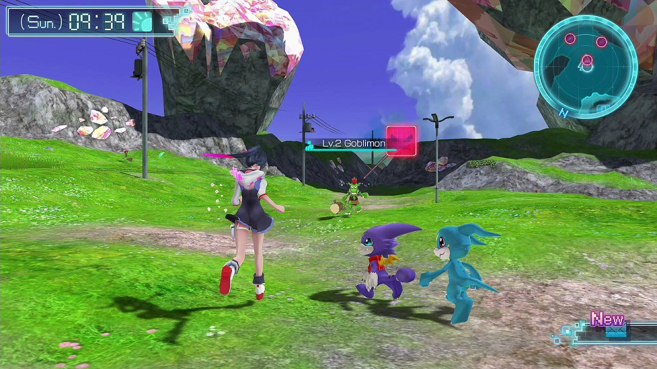 Digimon World Next Order immagine PS4 PS Vita 04