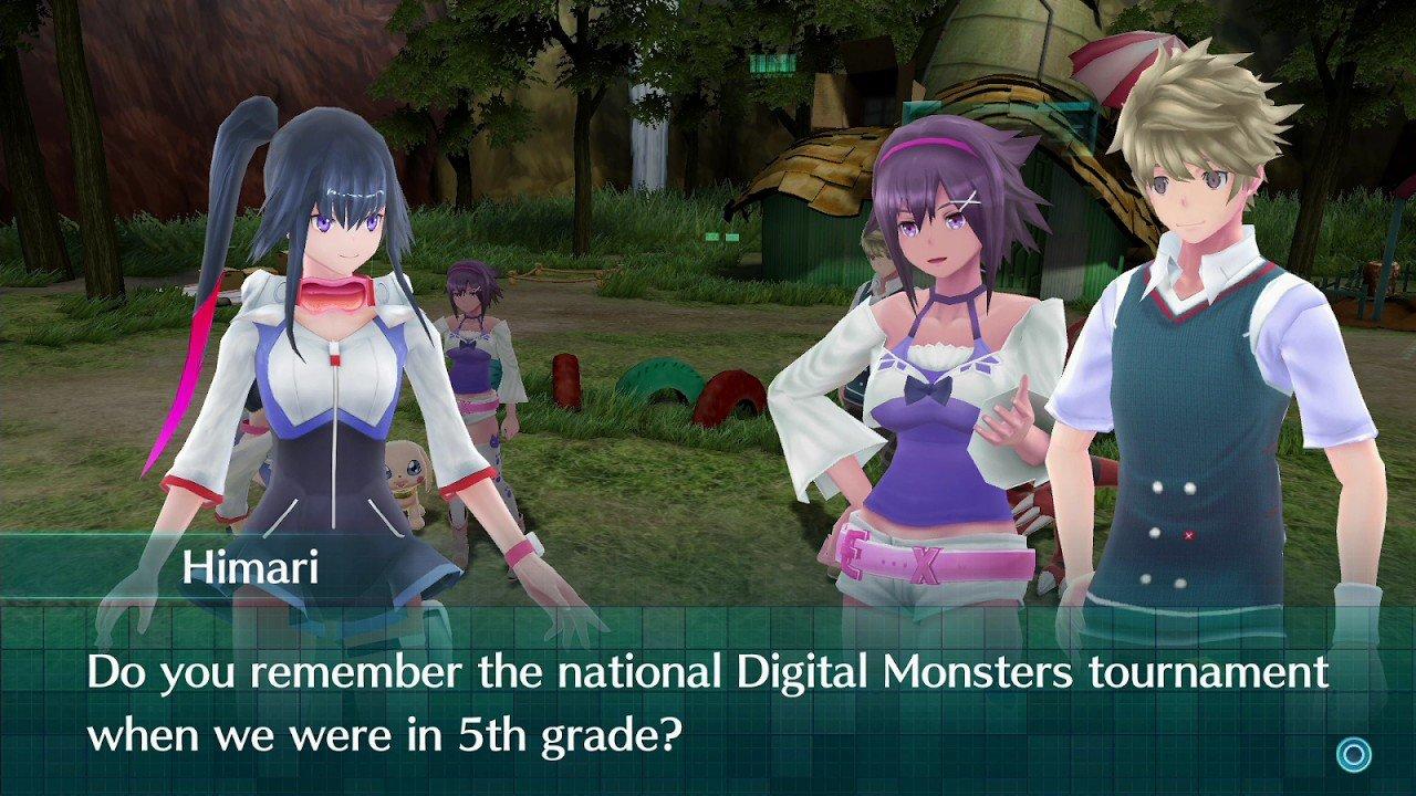 Digimon World Next Order immagine PS4 PS Vita 05