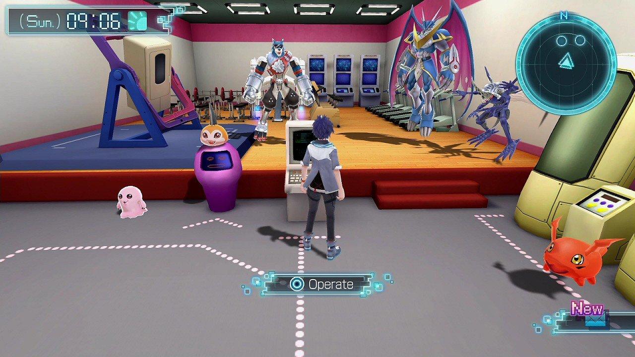 Digimon World Next Order immagine PS4 PS Vita 13