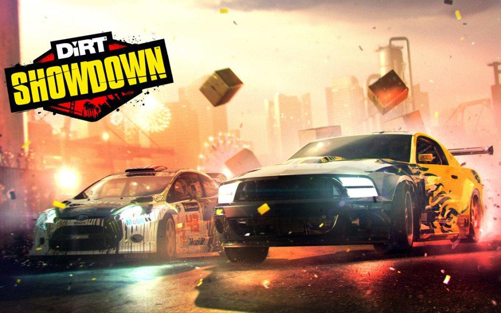 Dirt showdown gratis humble store