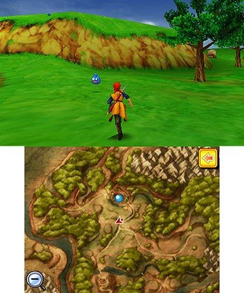 Dragon Quest VIII L'Odissea del Re Maledetto immagine 3DS 10