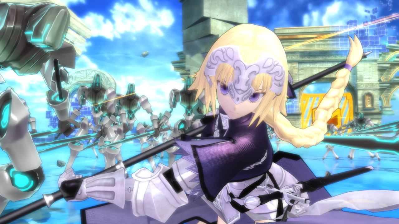 Fate Extella The Umbral Star immagine PS4 PS Vita 06