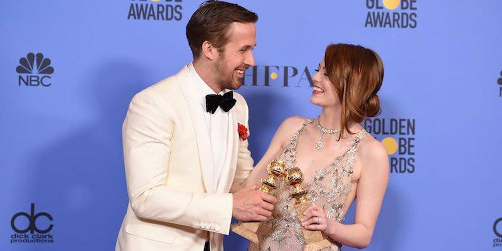 Golden Globe vincitori 2017
