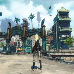 Gravity Rush 2 immagine PS4 06