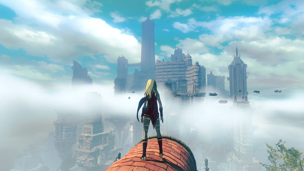 Gravity Rush 2 immagine PS4 12