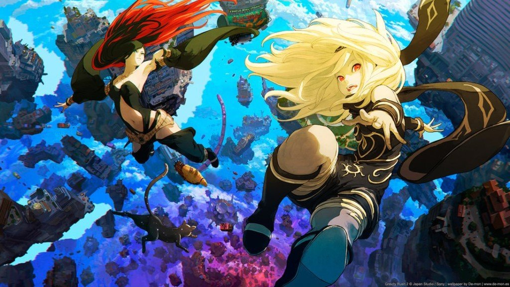 gravity rush 2 server online