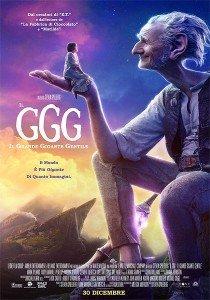 Il GGG - Il grande gigante gentile immagine Cinema locandina