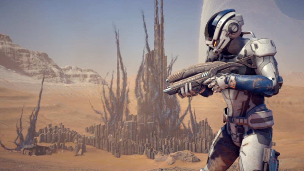 Mass Effect Andromeda prova pc xbox one