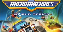 Codemasters annuncia Micro Machines World Series