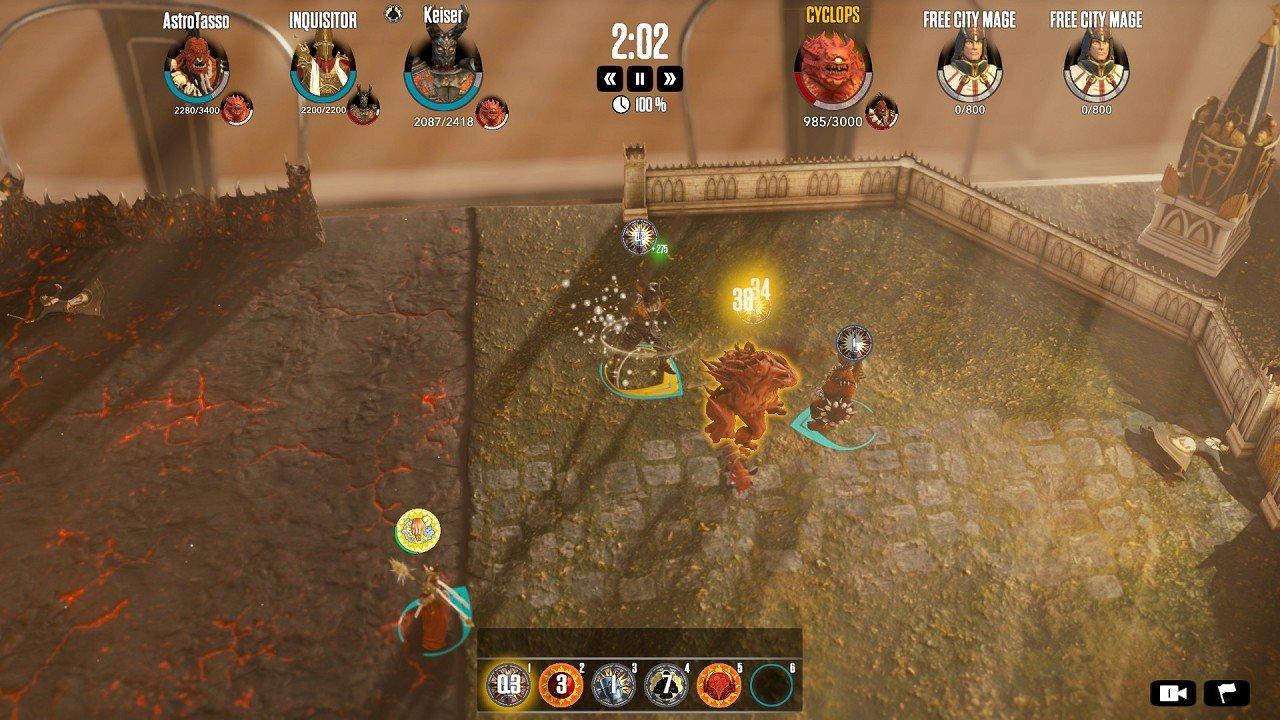 Might & Magic Showdown immagine PC 06