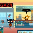 Infinite Fall posticipa Night in the Woods a febbraio