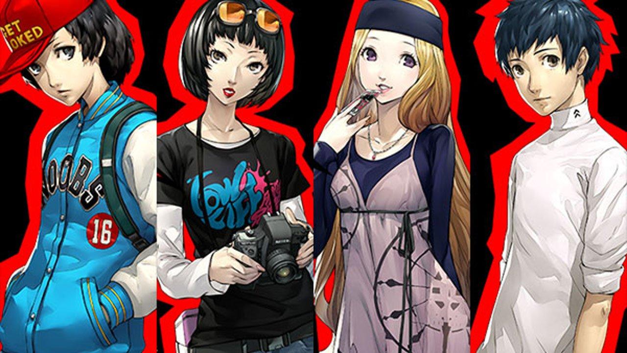 Persona 5: quattro nuovi Confidant si mostrano in video