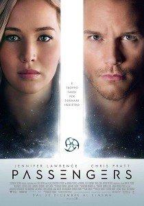Passengers immagine Cinema locandina
