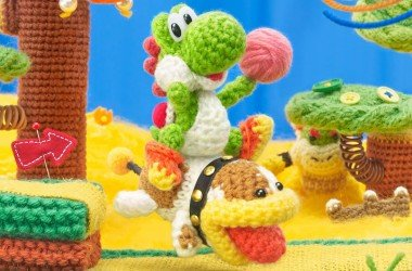 Poochy & Yoshi's Woolly World recensione apertura