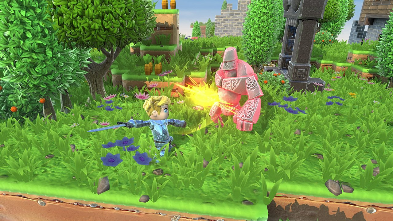Portal Knights immagine PC PS4 Xbox One 03
