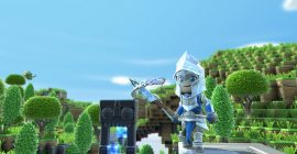 Portal Knights adventurer's update