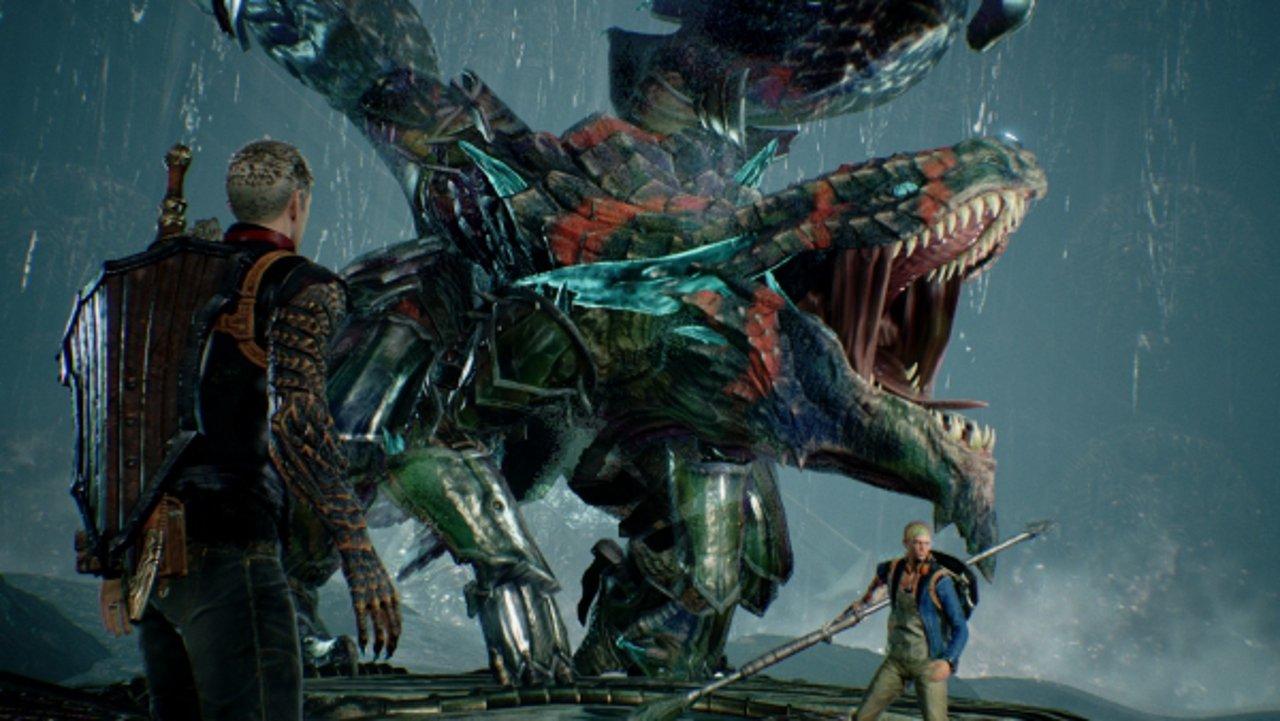 Scalebound a rischio, il gioco potrebbe essere stato cancellato