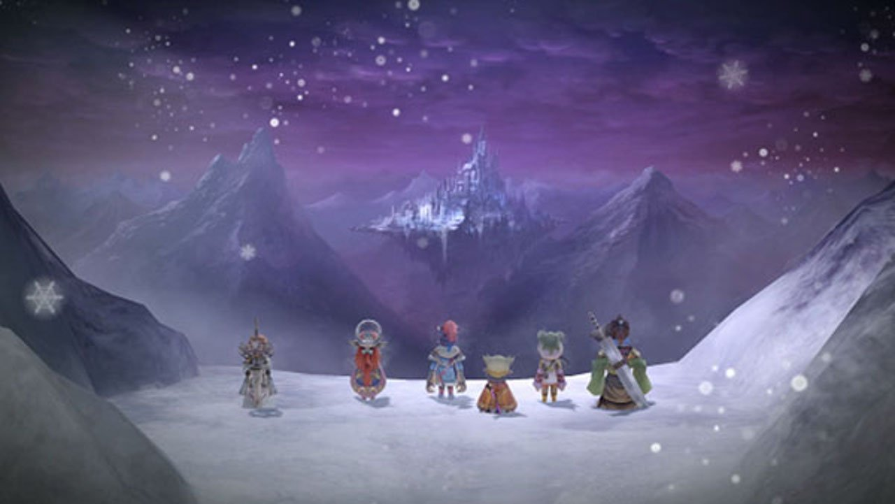 I Am Setsuna arriverà su Nintendo Switch a marzo