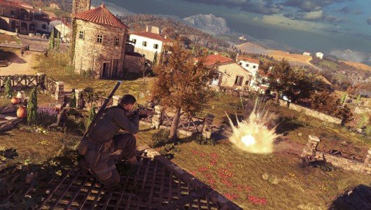 Sniper Elite 4 Nintendo Switch PS4 Xbox One PC Provato Anteprima immagine (9)