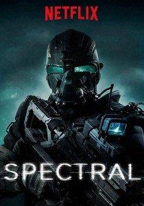 Spectral immagine Film TV locandina