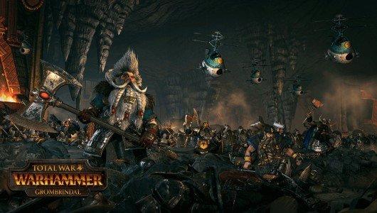 Total War Warhammer Grombrindal
