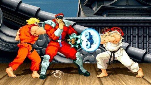 Ultra Street Fighter II The Final Challenge immagine hub