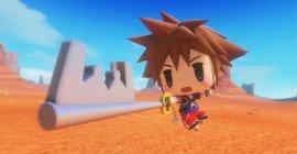 World of Final Fantasy: disponibile in Giappone la Summon di Sora