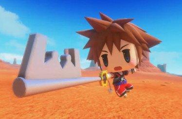 """World of Final Fantasy: la summon di """"Sora"""" è ora disponibile"""