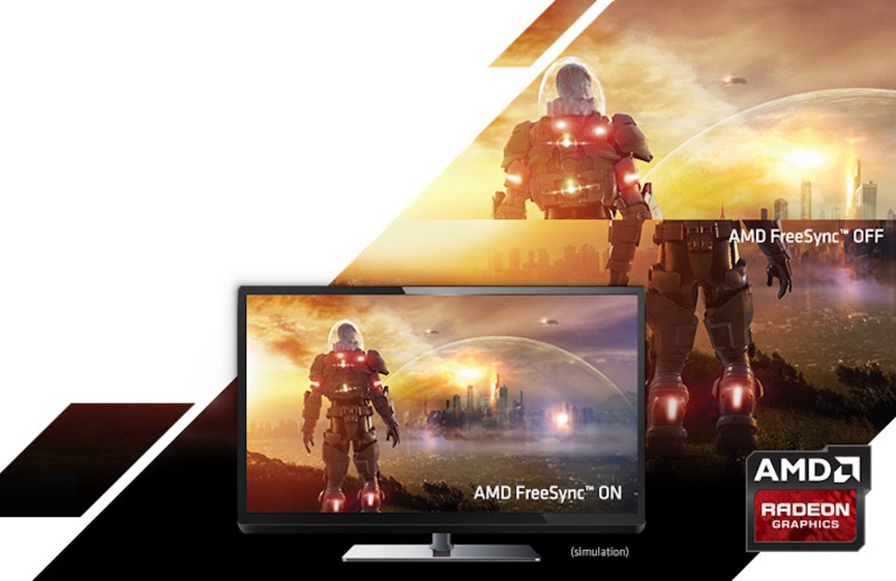 AMD annuncia oggi la nuova tecnologia Radeon FreeSync 2
