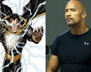 Dwayne Johnson interpreterà Black Adam in una pellicola a lui dedicata