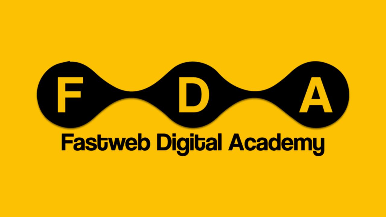 Digital Bros Academy è partner ufficiale della Fastweb Digital Academy