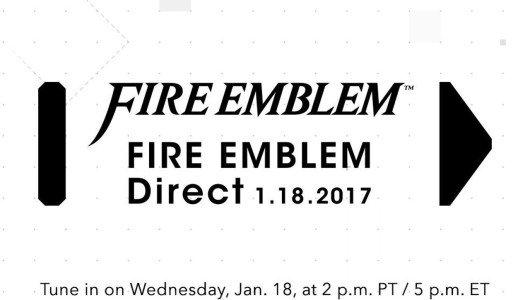 Nintendo annuncia una Direct interamente dedicata a Fire Emblem